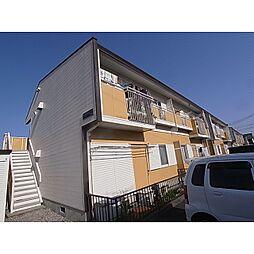 奈良県葛城市疋田の賃貸アパートの外観