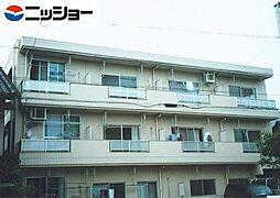 曽七ハオス[1階]の外観