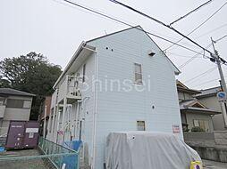 大阪府堺市堺区百舌鳥夕雲町2丁の賃貸アパートの外観