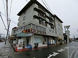 サングレース藤井寺[2階]の外観