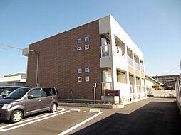 大阪府岸和田市吉井町3丁目の賃貸アパートの外観