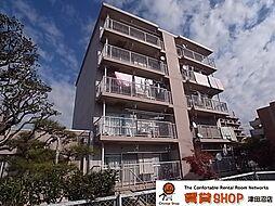 フジタ津田沼マンションB棟[511号室]の外観