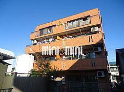 グリンハイツ諏訪[2階]の外観
