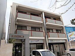 京都府京都市伏見区下鳥羽浄春ケ前町の賃貸マンションの外観