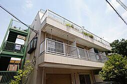沓内マンション[1階]の外観