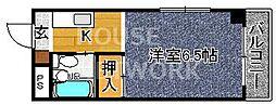 ぱんぷきんハウス[303号室号室]の間取り