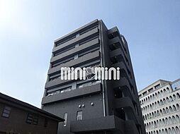 愛知県名古屋市昭和区山手通5丁目の賃貸マンションの外観