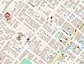 地図,1LDK,面積39.69m2,賃料5.3万円,札幌市営東西線 琴似駅 徒歩7分,JR函館本線 琴似駅 徒歩14分,北海道札幌市西区琴似四条5丁目2番11号