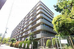 日興千里丘スカイマンションA棟[2階]の外観