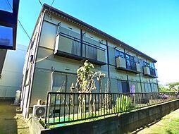 京屋誠コーポ B棟[2階]の外観
