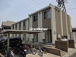 山陽電鉄網干線 平松駅 徒歩10分の賃貸アパート
