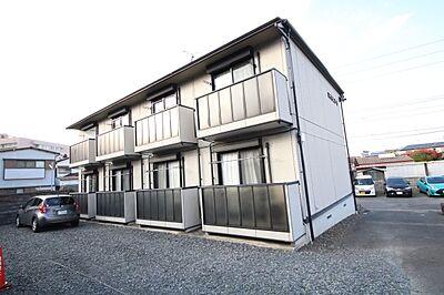 外観,1K,面積27.08m2,賃料3.7万円,JR常磐線 水戸駅 徒歩15分,,茨城県水戸市城東
