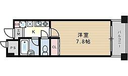 ステージ・21[6階]の間取り