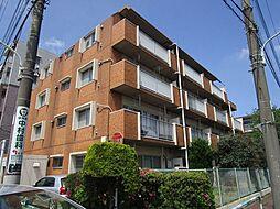 第二村田マンション[3階]の外観