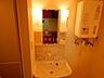 洗面,1LDK,面積30.26m2,賃料3.9万円,札幌市営東西線 二十四軒駅 徒歩5分,JR函館本線 琴似駅 徒歩17分,北海道札幌市西区二十四軒一条2丁目3番29号