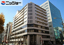 錦ハーモニービル[6階]の外観