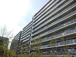 ブリリアシティ横浜磯子[10階]の外観