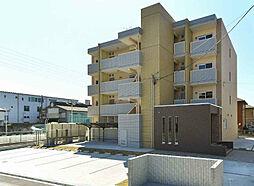 愛知県名古屋市中川区東起町1丁目の賃貸マンションの外観