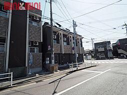 福岡県福岡市西区小戸1丁目の賃貸アパートの外観