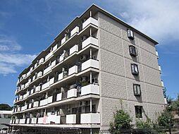 京都府京都市山科区勧修寺風呂尻町の賃貸マンションの外観