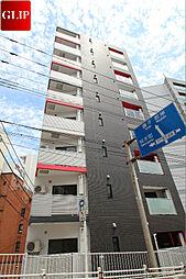 神奈川県横浜市中区宮川町3丁目の賃貸マンションの外観