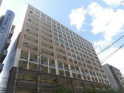 パークフラッツ江坂[4階]の外観