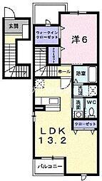 ウィンド・フィル[2階]の間取り