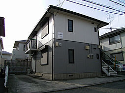 シャトレKOMATSU[2階]の外観
