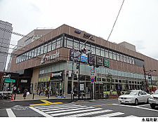 永福町駅(現地まで800m)