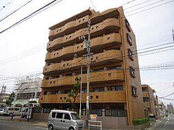 愛知県名古屋市中村区千成通6丁目の賃貸マンションの外観
