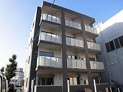愛知県名古屋市北区辻本通3丁目の賃貸マンションの外観