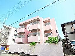 兵庫県神戸市東灘区岡本4丁目の賃貸マンションの外観