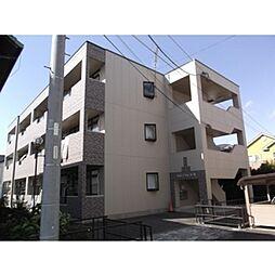 愛知県一宮市今伊勢町新神戸字郷中の賃貸マンションの外観