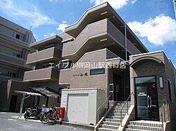 岡山県岡山市南区築港元町丁目なしの賃貸マンションの外観