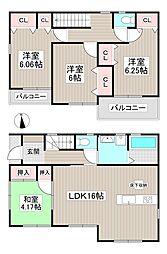 立花駅 3,490万円