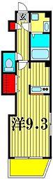 ツリーデン松戸3[3階]の間取り