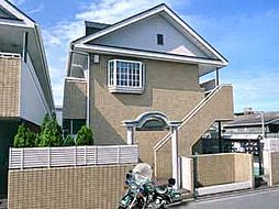埼玉県川口市青木3丁目の賃貸アパートの外観