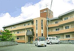土山ヤングコーポ[3階]の外観