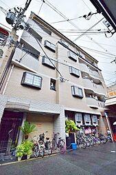 ルミナール加賀屋[4階]の外観
