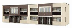 仮)花田町小川新築アパート[103号室]の外観