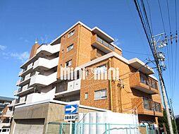 ピースキャピタル上菅[4階]の外観