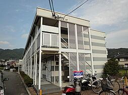 兵庫県姫路市上大野4丁目の賃貸アパートの外観