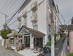 兵庫県神戸市中央区北野町3丁目の賃貸マンションの外観