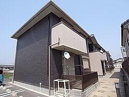 兵庫県たつの市揖保川町正條の賃貸アパートの外観