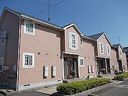 ハピネス村田A[105号室]の外観