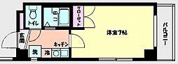 HOUZENVI[403号室号室]の間取り