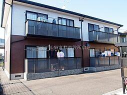 岡山県倉敷市玉島長尾丁目なしの賃貸アパートの外観