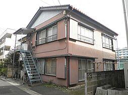 川田ハウス[2階]の外観