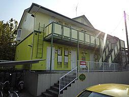 アルテミスTOKAI[2階]の外観