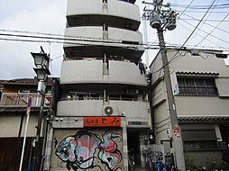プレアール田辺II[5階]の外観